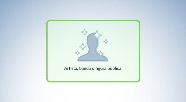 Artista, banda o figura pública