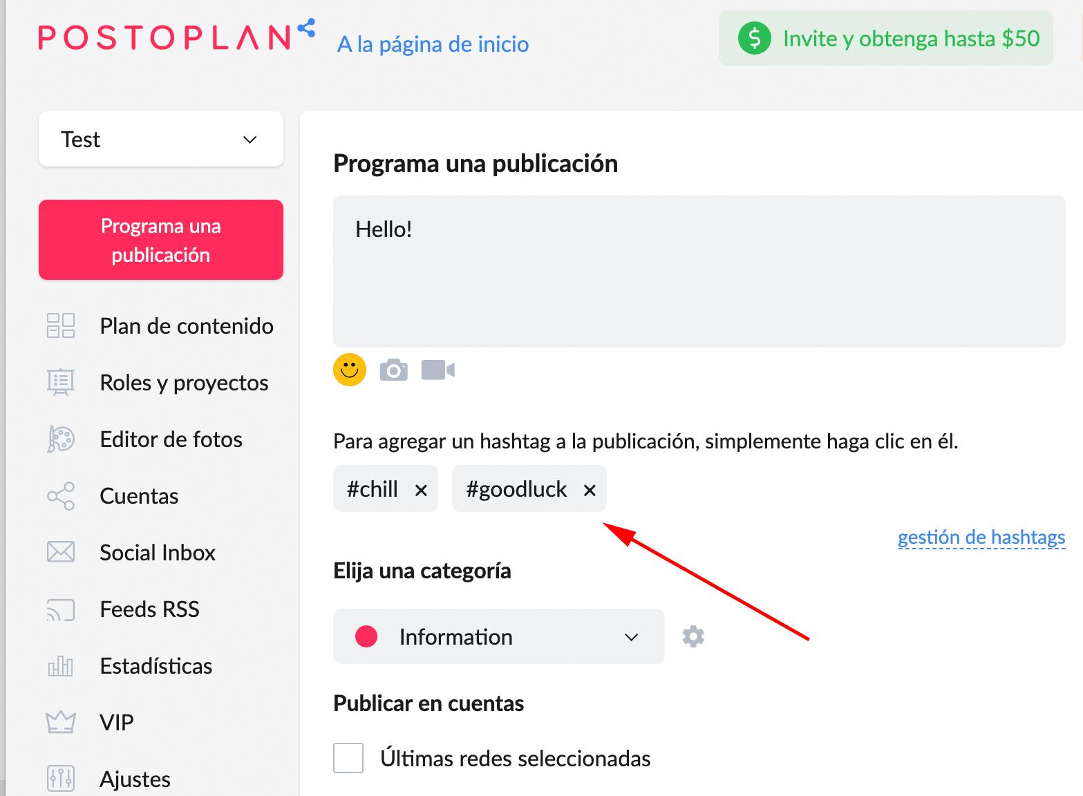 Cómo automatizar la publicación en la red` - imagen 5