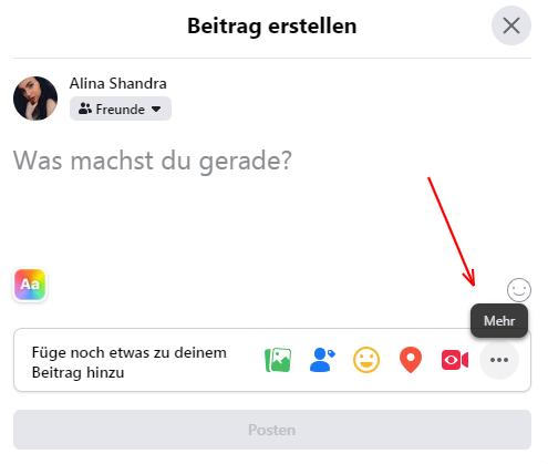 Wie man Hashtags auf Facebook verwendet