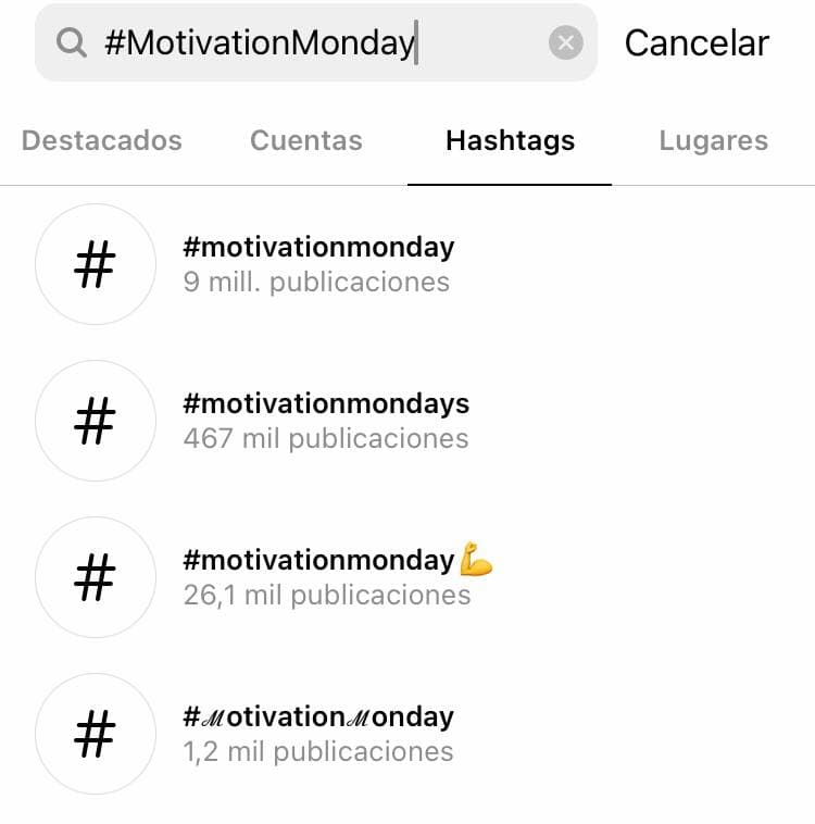 Cómo usar hashtags en Instagram - Imagen 2