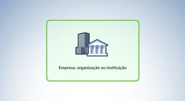 Empresa, Organização ou Instituição