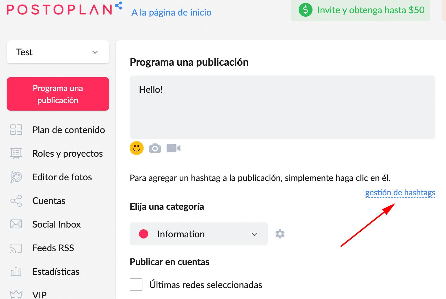 Cómo automatizar la publicación en la red` - imagen 3