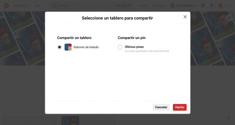 ¿Cómo crear una página de empresa en Pinterest? - imagen 9
