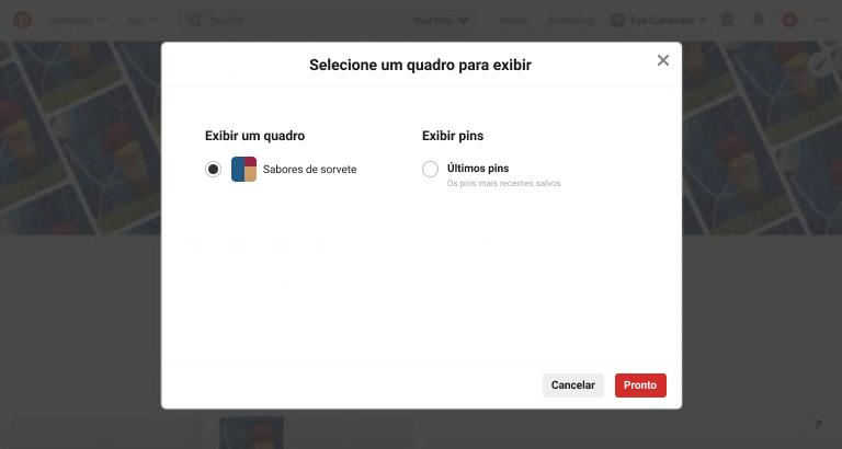 Como faço para criar uma página comercial no Pinterest? - imagem 9