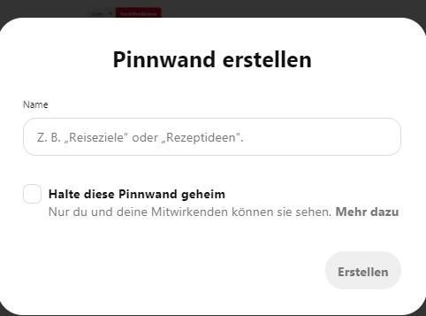 Wie erstelle ich eine Unternehmensseite auf Pinterest? - Bild 7