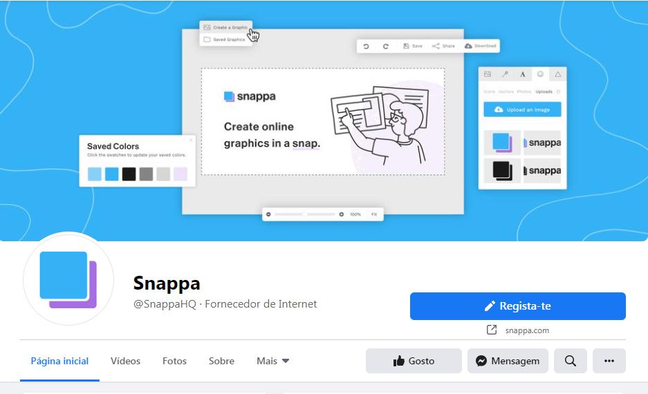Como criar uma página comercial no Facebook - imagem 5