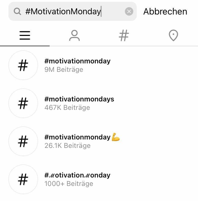 Wie man Hashtags auf Instagram verwendet - Bild 2