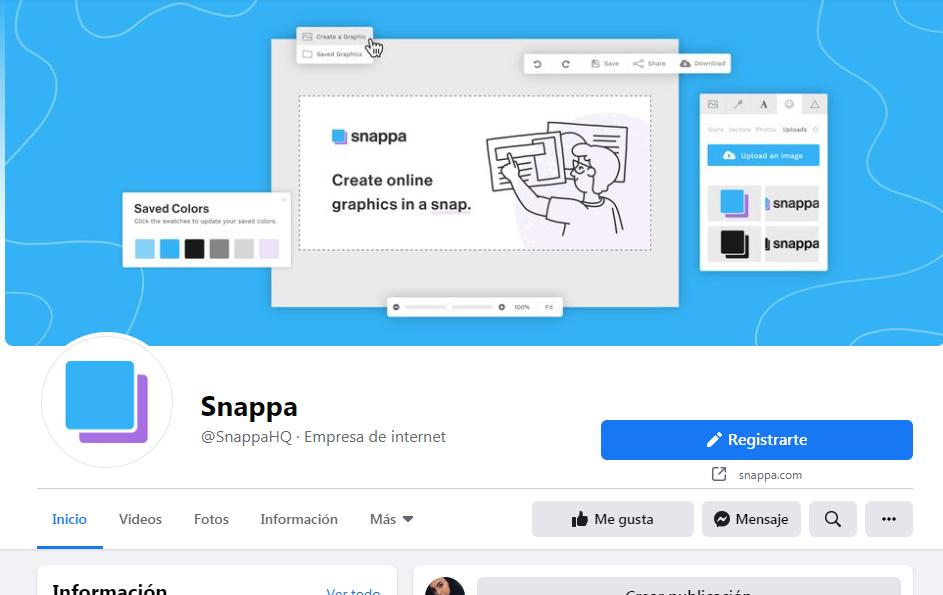 Cómo crear una página de Facebook para empresas - imagen 5