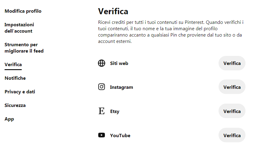 Come si crea una pagina aziendale su Pinterest? - immagine 6