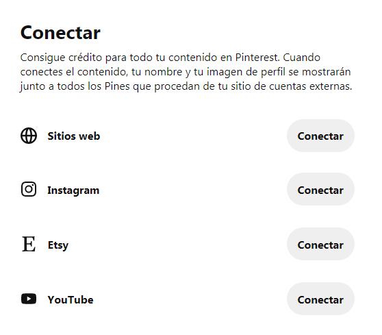 ¿Cómo crear una página de empresa en Pinterest? - imagen 4