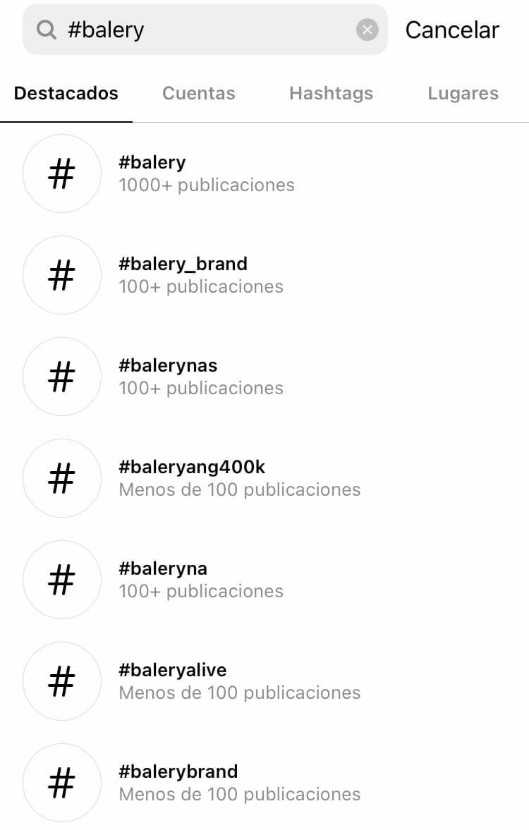 ¿Cómo se consiguen los hashtags populares en Instagram? - imagen 1