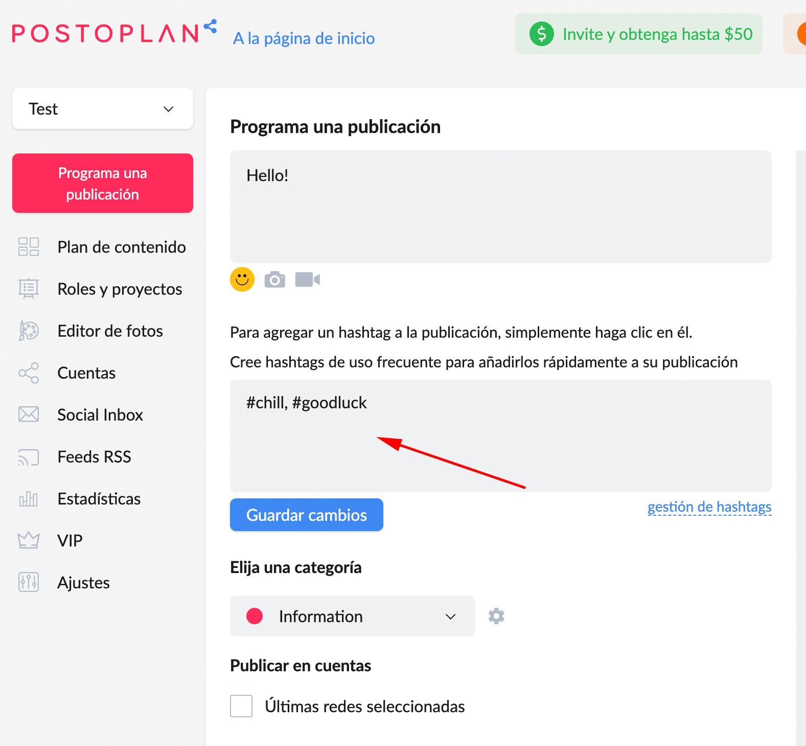 Cómo automatizar la publicación en la red` - imagen 4