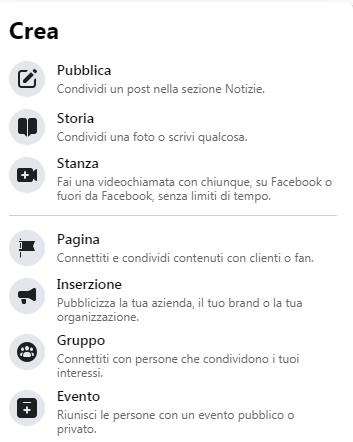 Come creare una pagina Facebook for Business - immagine 1